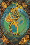 Thoth Tarot Trumps XXI The Universe